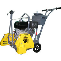 "Multiquip SP118 18"" Honda GX390 Gas Push Pavement Street Saw"