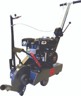 "Multiquip SP1G 10"" Honda GX200 Gas Push SlabSaver Concrete Saw"