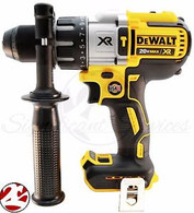 DeWalt DCD996B 20V MAX* XR Lithium Ion Brushless 3-Speed Hammerdrill (tool only)