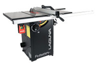 Laguna MTSAW17536110-0130 10 In fusion 36In Rip 1-3/4HP 110 Table Saw