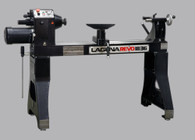 Laguna MLAREVO 1836-110-150 Revo 18|36 Lathe1.5 HP 110V  features a brand new design & details that will excite any serious bowl turner!