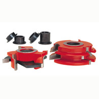 Freud EC-260 2-7/8 In Dia Fixed Wing 3/4 In Stock Cabinet Door cutter Set