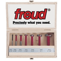 Freud FC-107 Carbide Forstner Bit Set