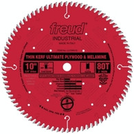 Freud LU79R010 Thin Kerf Blade Plywood/Melamine w/Perma-Shield