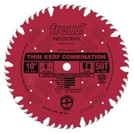 Freud LU83R010 Thin Kerf Combination Blade Heavy Duty w/Perma-Shield