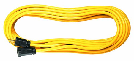 Voltec 05-00108 25-Foot 16/3 Gauge 300-Volt 13-Amp SJTW Extension Cord