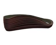 "Rikon 50-9180 1"" x 30"" Belt 180 Grit (10PK) are designed for the Rikon line of belt sanders."