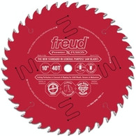 "Freud P410T Premier Fusion 10"" 40T Circular Saw Blade"