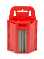 TEKTON 82580  100-pc. Utility Knife Blade Dispenser are perfect for general-purpose use in construction, repairs, and projects around the house or garage.