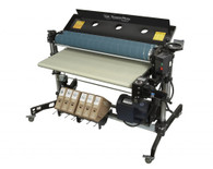 SuperMax Tools 750102 50×2 Dual Drum Sander 220V, 7.5HP, 1PH is able to sand two grits in a single pass