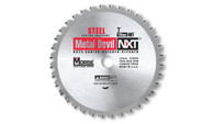 MK Morse 101523 6.5 IN x 40T Metal Devil Circular Saw Blade Steel