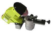 Timber Tuff CS-BMM Bench Mount Electric Chainsaw Sharpener is essential for long lasting, proper chain maintenance.