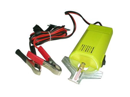 Timber Tuff CS-12V 12Volt Chain Sharpener  Hand Held is constructed of an Anti-Aging and Anti-Impact cover that stays cool while the sharpener is in use.