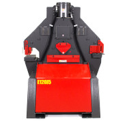 Edwards 120 Ton Ironworker offers the most in capacity and versatility.