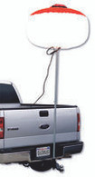 Multiquip GBHM Vehicle Hitch Mounting Kit allows you to mount your GloBug Lamp onto the rear of your vehicle for easy repositioning on a job site.