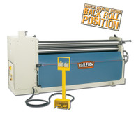 Baileigh PR-609 Plate Roll, (Product image is only a representation, actual product appearance may differ slightly)