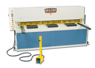 Baileigh SH-8010-HD Heavy Duty Hydraulic Sheet Metal Shear, (