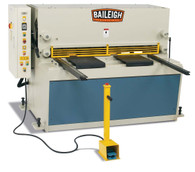 Baileigh SH-5203-HD Hydraulic Sheet Metal Shear, (Product image is only a representation, actual product appearance may differ slightly)