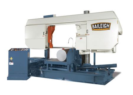Baileigh BS-800SA Semi-Automatic Band Saw