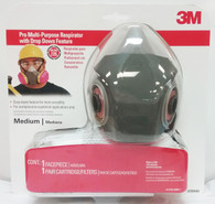 3M 62023DHA1-C Professional Multi-Purpose Drop Down Respirator