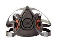 3M 6300/07026 (AAD) Half Facepiece Reusable Respirator Large