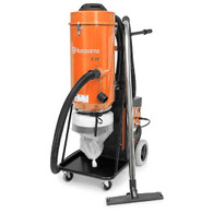 Husqvarna 967663801 S 36 120v 1PH Dust Collector is a very powerful single-phase HEPA dust collector to match the grinding machines Husqvarna PG 530 (1-phase), PG 450, PG 400 and PG 280 as well as small to mid size scarifiers, grinders, shot blasters and handheld power tools.