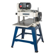 Rikon 23-150 15IN Planer 3.0HP Open Stand with 3 Knife Cutter head with Cast Iron Extensions