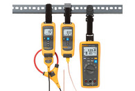 Fluke TPAK ToolPak™ Magnetic Meter Hanger allows you to hang your meter on nails, hooks and many other objects so you can take your measurements hands-free.