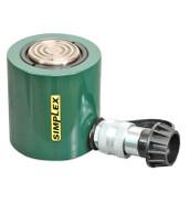 Simplex RLS502 Hydraulic Steel Cylinder 50 Ton 2.4 In Stroke Spring Return