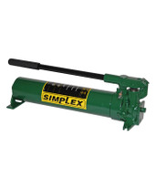 Simplex P82A Light Weight Hand Pump For Single Acting Cylinders