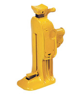 Simplex RJ1017 Steel Mechanical Ratchet Jack 10 Ton Cap 9.5 In Stroke