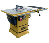 Powermatic 1791000K Tablesaw 1-3/4HP 1PH 115V 30 In Accu-Fence System With Riving Knife