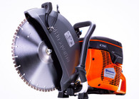 "Husqvarna K770 Power cutter,wet/dry,14"" Saw Only."