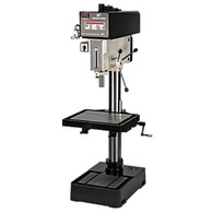 Jet 354221 J-2221VS 20 in. Variable Speed Drill Press 2PH, 1Ph, 115/230V