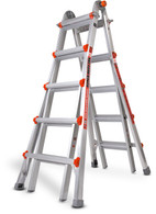Little Giant 10403 22 Foot Aluminum Ladder Type 1AA