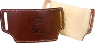 Occidental Leather 5006 Hip Pads w/ Sheepskin