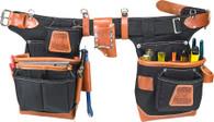 Occidental Leather 9850 Adjust-to-Fit FatLip Tool Belt Set - Black