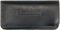 Occidental Leather B310 Oxy Checkbook Cover - Black