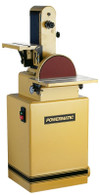Powermatic 1791291K 31A 6 x 48 in. Belt Disc Sander 1/2HP, 1Ph, 115/230V