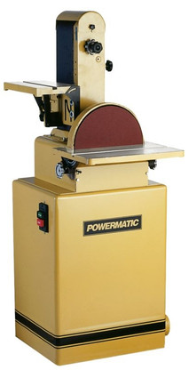 Powermatic 1791292K Belt & Disc Sander
