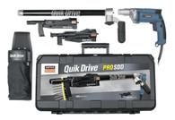 QuickDrive PROSDDM35K Complete Contractor System w/ 3500 RPM Screwgun