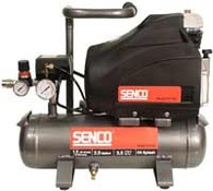 Senco PC1130 Air Compressor 1.5 Horsepower (Finish/Trim)