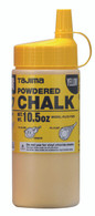 Tajima PLC2-Y300 Micro Chalk Ultra-Fine Snap-Line Chalk Yellow 10.5 Oz