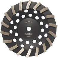 Husqvarna Turbo LW Dri Disc 4-Inch Quality Blade