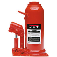 Jet 453312 Heavy-Duty Industrial Bottle Jack (12-1/2 Ton)