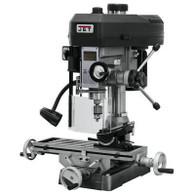 Jet 350017 Mill Drill JMD-15, R-8 Taper 1 HP 1 Ph