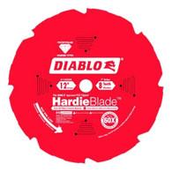 Diablo Hardie Fiber Cement 8-Tooth Circular Saw Blade