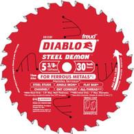 Diablo Steel Demon 30-Tooth TCG Metal Cutting Circular Saw Blade