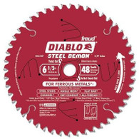 Diablo Steel Demon 48-Tooth TCG Metal Cutting Circular Saw Blade