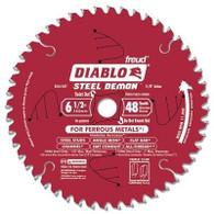 Diablo Steel Demon 48-Tooth TCG Metal Cutting Circular Saw Blade